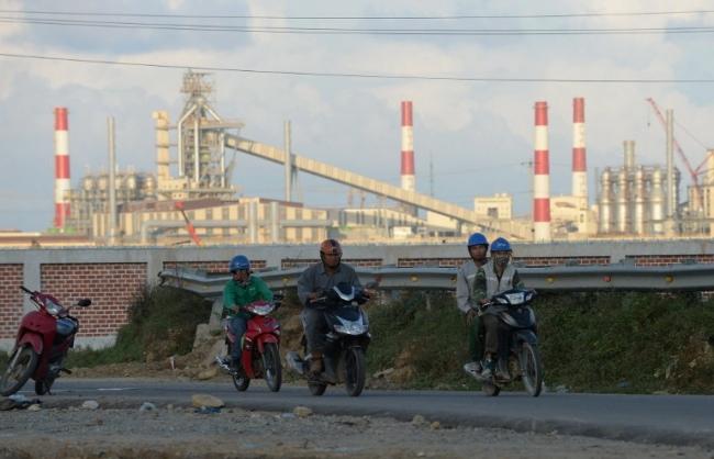 โรงงานเหล็กไต้หวันในเวียดนามกดปุ่มเดินเครื่องผลิตอีกครั้งหลังวิกฤตสารพิษรั่วไหล
