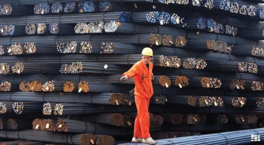 จีนชี้การส่งออกเหล็กกล้าจีนกระทบสหรัฐน้อยมาก โต้เป็นสาเหตุภาวะล้นตลาด