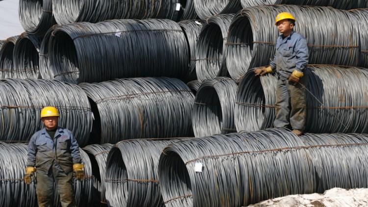 ศุลกากรจีนเผยส่งออกเหล็กเดือนพฤษภาคมเพิ่มขึ้น 4.1% m-o-m