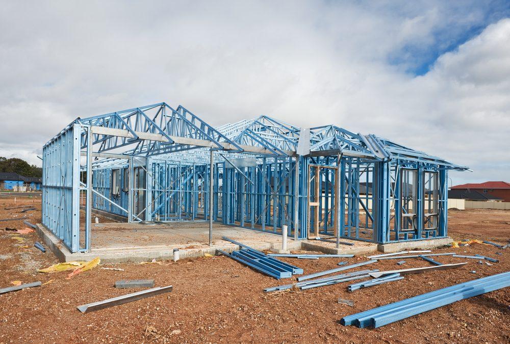 นวัตกรรมบ้านเหล็ก เพิ่มขีดความสามารถในการก่อสร้างบ้านให้ได้มาตรฐาน