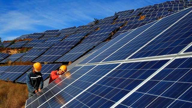โรงงานผลิตเหล็กจีนแห่งแรก ใช้พลังงานแสงอาทิตย์แทนถ่านหินแล้ว
