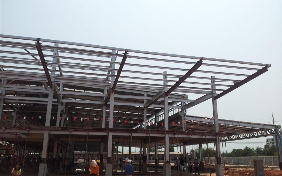 ข้อเสียของโครงสร้างเหล็กกับการสร้างบ้าน