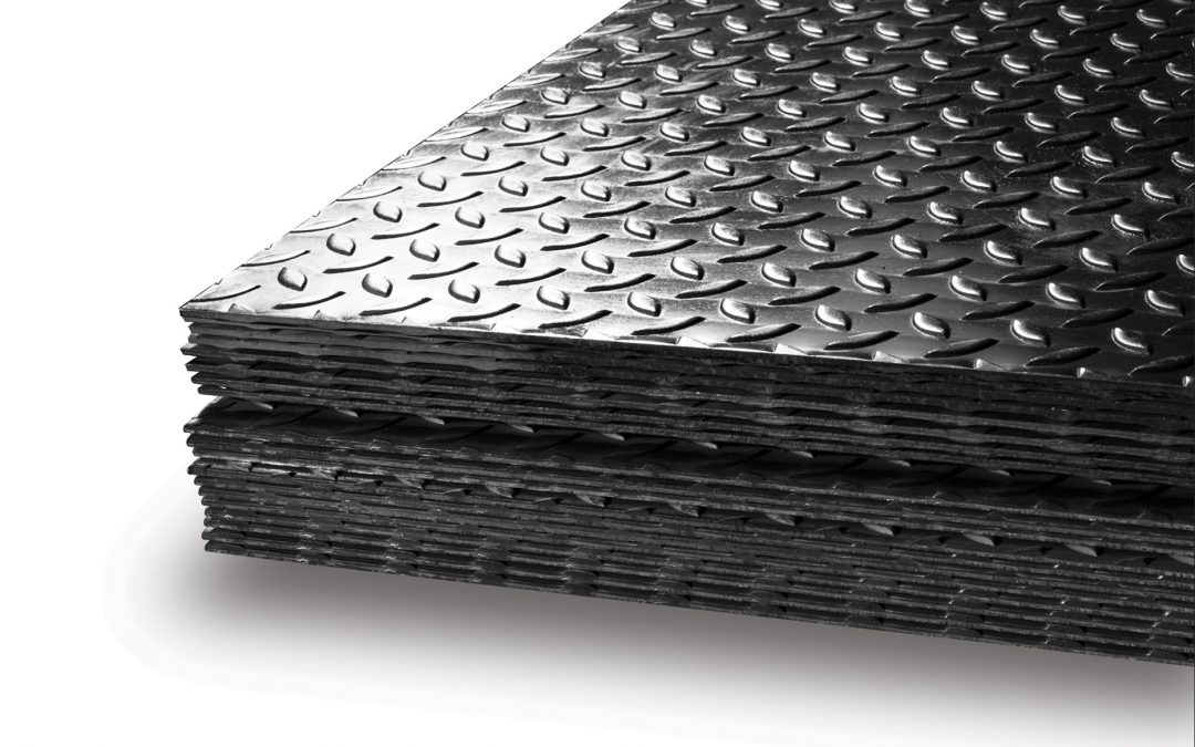 เหล็กแผ่นลาย (Checkered Plate)