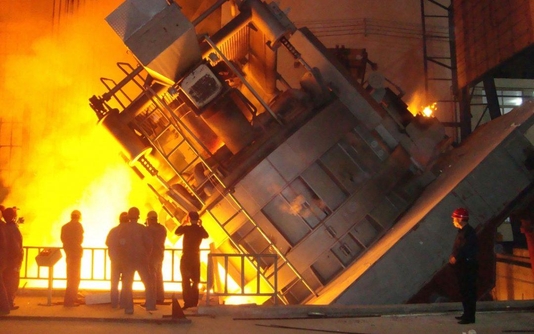 เตา EAF เทรนการลงทุนใหม่สำหรับอุตสาหกรรมเหล็กจีนในปีหน้า