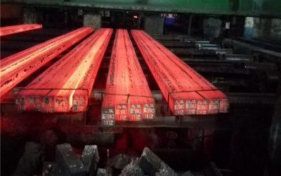 ผู้ผลิตเหล็กทางตะวันออกของจีนปรับราคาบิลเล็ตขึ้น