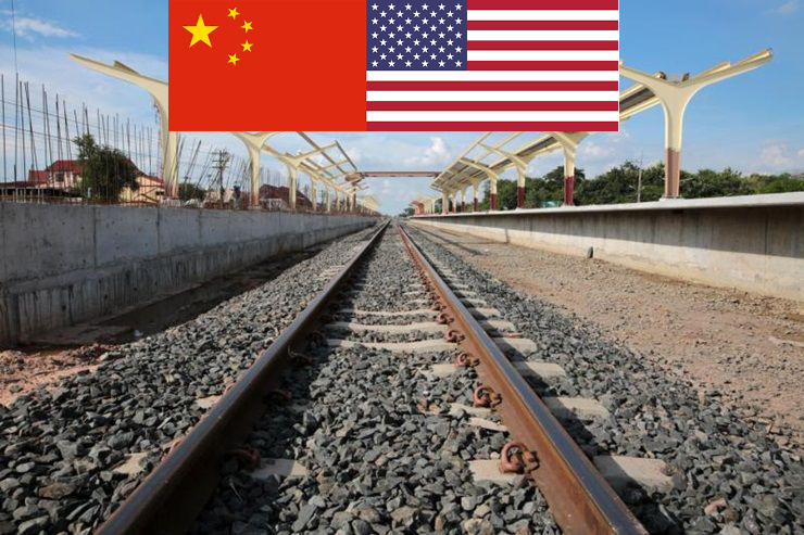 สหรัฐ-จีนเดินหน้าเก็บภาษีนำเข้าสินค้า