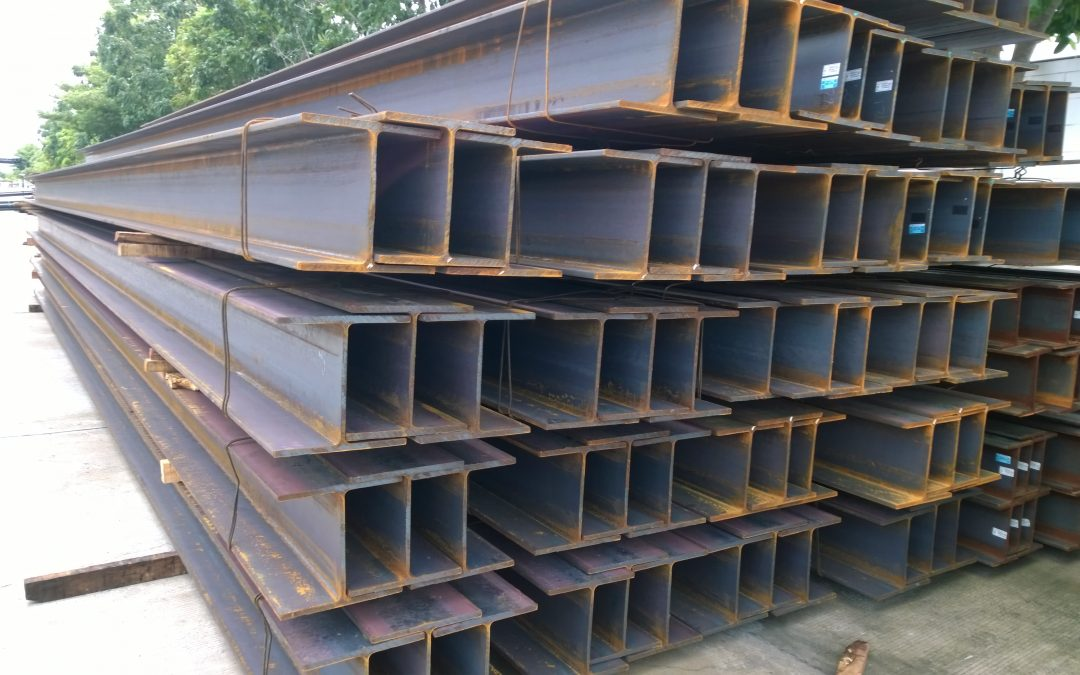 การเก็บกองเหล็กที่หน่วยงานก่อสร้างควรเป็นอย่างไร