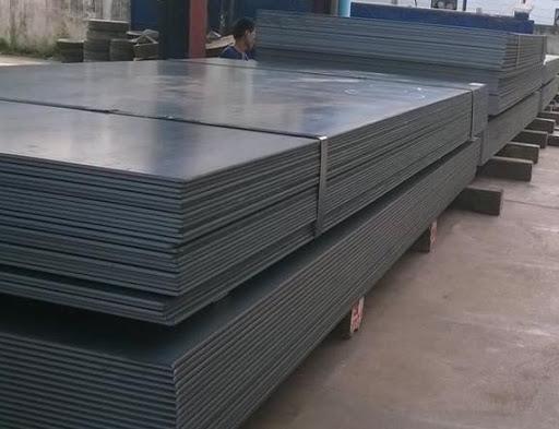 เหล็กแผ่นดำ หรือที่เรียกว่า Steel Plate