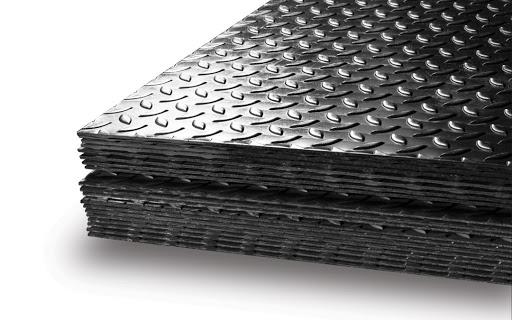 เหล็กแผ่นลาย – Checkered Plate